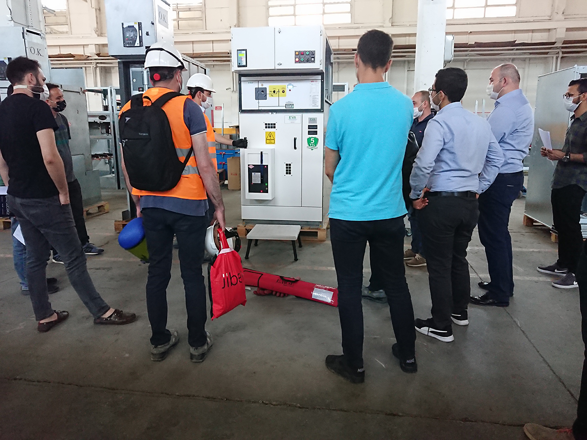 Elektrik Mühendisleri Odası İşletme Sorumluluğu Eğitimleri