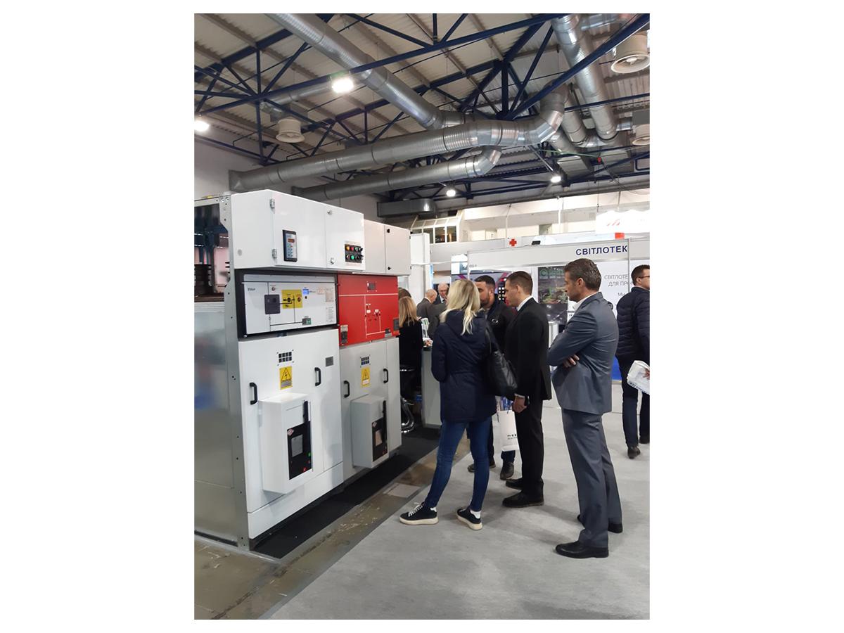 Ukrayna Kiev Electro Install Fuarı